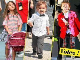 Public Glam Awards 2011 : le pire mini people est attribué à David, le fils de Madonna !