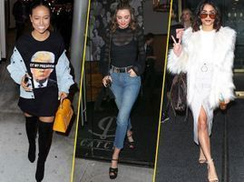 Photos : Palme Fashion : Karrueche Tran, Miranda Kerr, Vanessa Hudgens... Qui a été la plus stylée de la semaine ?