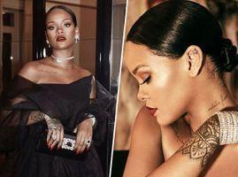 Rihanna : La bombe bardadienne illumine Cannes avec les bijoux de sa collection pour Chopard !
