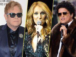 Photos : Elton John, Céline Dion, Bruno Mars : Ils ont refusé de chanter pour Trump !