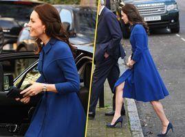 Photos : Kate Middleton : ses jambes vont vous rendre complètement crazy !