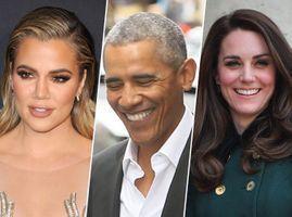 Photos : Khloe Kardashian, Barack Obama, Kate Middleton : ces stars qui sont super drôles dans la vie !