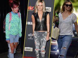 Mode : Lily Allen, Ashley Tisdale, Cameron Diaz... Ces stars qui déchirent !