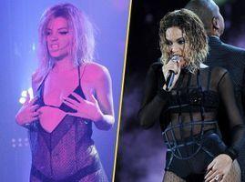 Photos : Lily Allen : à quelques jours de la sortie de son nouvel album, elle se moque de Beyoncé sur scène !