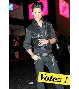 Public Glam Awards 2011 : le plus beau mec est attribué à Justin Timberlake !