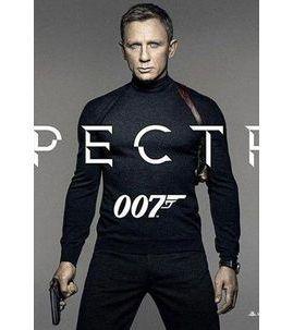 James Bond : la première bande-annonce de Spectre dévoilée !