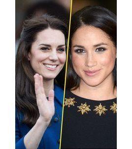 Meghan Markle : le prince Harry la présente à Kate Middleton !