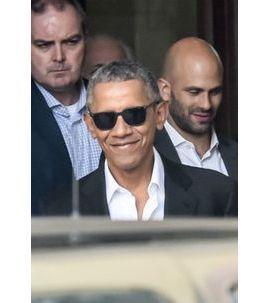 Photos : Barack Obama : sa Dolce Vita commence !