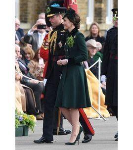 Photos : Kate et William fêtent la Saint Patrick, prochain stop : Paris !