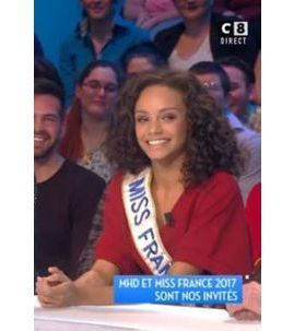 TPMP : après un nouveau tacle du CSA, Cyril Hanouna invite Miss France...