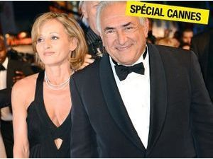 Photos : Cannes 2013 : Dominique Strauss-Kahn s'offre le tapis rouge !