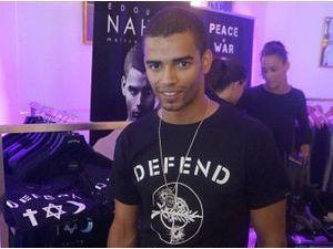 Cannes 2014 : Brahim Zaibat : le jeune créateur de mode profite du festival pour ouvrir une boutique éphémère au Carlton !
