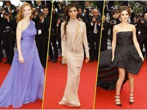 Photos : Cannes 2014 : Jessica Chastain, Eva Longoria, Cheryl Cole : le top du tapis rouge de Foxcatcher !