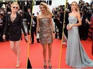 Photos : Cannes 2014 : Sharon Stone, Cara Delevingne, Rosie Huntington-Whiteley : déferlante de paillettes !