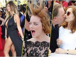 Photos : Bêtisier Cannes 2015 : culottes, grimaces et coquineries !
