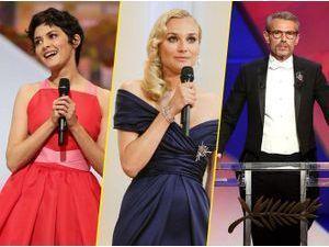 Photos : Cannes 2016 : Retour sur les 7 maîtres et maîtresses de cérémonies, et la Palme du meilleur hôte est attribuée à...