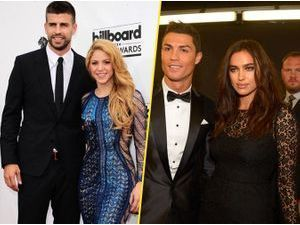 Mondial 2014 : Shakira, Irina Shayk, Sara Carbonero… 25 femmes de footballeurs au top présentes au Brésil !
