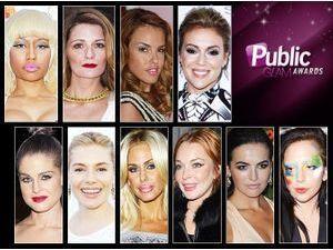 Public Glam Awards 2013 : Quel est le maquillage le moins glamour ?