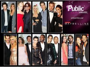 Public Glam Awards 2013 : votez pour le couple le plus sexy !