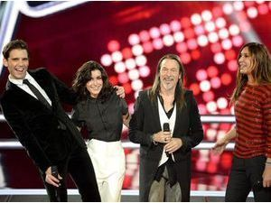 "The Voice 4 : les coaches dans la peau des Beatles pour leur reprise de ""Come Together"" !"