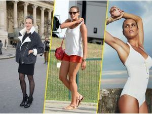 Looks de stars : découvrez le CV fashion plutôt décontracté de Laure Manaudou !