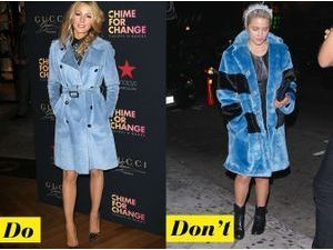Looks de stars : les do et don't de novembre !