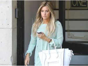 Ashley Tisdale : où shopper son look en moins cher ?