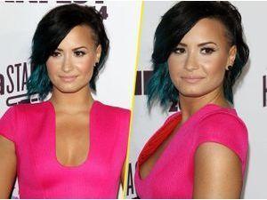 Demi Lovato : on craque pour son make-up glamourissime !