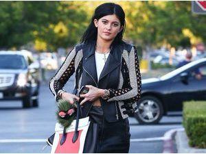 Kylie Jenner : la rock attitude !