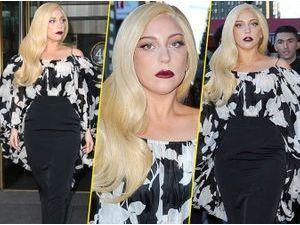 Lady Gaga : bye-bye l'extravagance, bonjour le glamour !