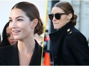 Lily Aldridge VS Olivia Palermo : Qui porte le mieux le beauty look glam'chic ?