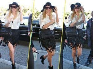 Mode : Kesha : un look glam-chic pour une chanteuse déjantée !