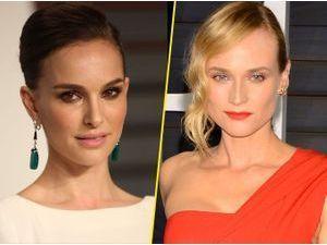 Natalie Portman VS Diane Kruger : beauté sage ou flamboyante à la soirée Vanity Fair... Quel make-up préférez-vous ?