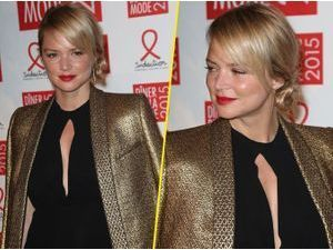 Virginie Efira : un beauty look simple et glamour !