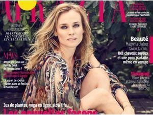 Diane Kruger : bohème et naturelle en couverture de Grazia !