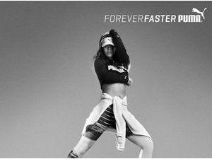 La bombe Rihanna joue les sportives dans la dernière campagne Puma !