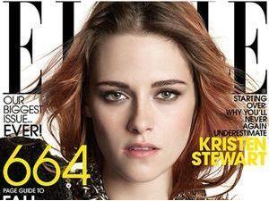 Mode : Kristen Stewart : enchainée à Chanel, elle pose pour Elle !