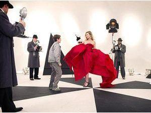 Mode : Kate Moss : elle fait ses premiers pas à la télévision !