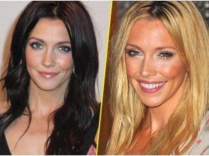 Beauté : Katie Cassidy a abandonné la blonde attitude !
