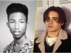 Beauté : le temps n'a aucun effet sur Pharrell Williams et Jared Leto. Lequel des deux vieillit le mieux ? Battle !