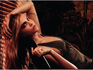 Beauté : Photos : Cara Delevingne : Tête d'affiche de la nouvelle gamme de make-up signée YSL !