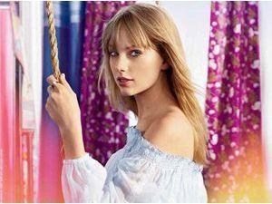 Beauté : Taylor Swift sort son dernier parfum Taylor by Taylor