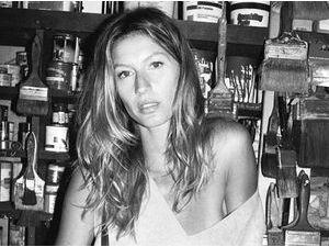 Mode Gisèle Bündchen : plus naturelle que jamais pour la campagne Sonia Rykiel !