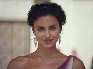 Mode : Irina Shayk : sublime déesse pour son premier rôle au cinéma, dans le prochain Hercule !