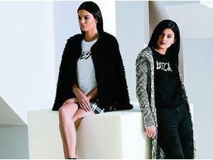 Mode : Kendall et Kylie Jenner : découvrez les superbes images de leur nouvelle collection Pacsun !