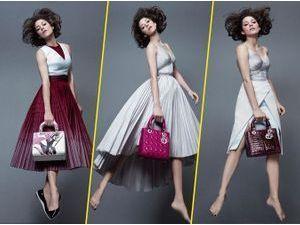 Mode : Marion Cotillard : une Lady Dior en apesanteur...