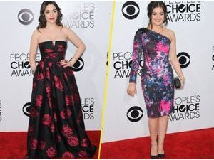 Mode : People's Choice Award : Debrief mode des plus beaux looks des stars !