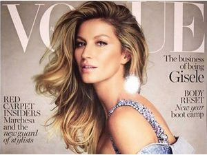 Mode : Photos : Gisele Bündchen : cover girl de Vogue, elle se la coule douce au Costa Rica !