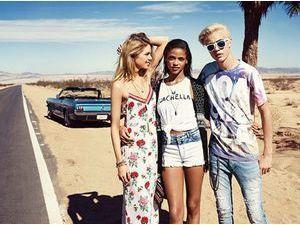 Mode : Photos : H&M dévoile sa collection branchée et estivale pour Coachella !