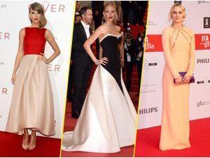 Mode : Taylor Swift, Blake Lively, Diane Kruger...: toutes élues stars les mieux habillées de l'année 2014 par People magazine !